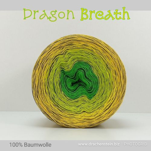 Baumwolle Dragon Breath