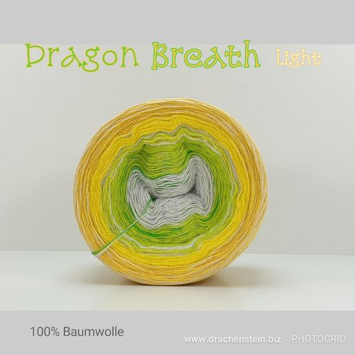 Baumwolle Dragon Breath Light